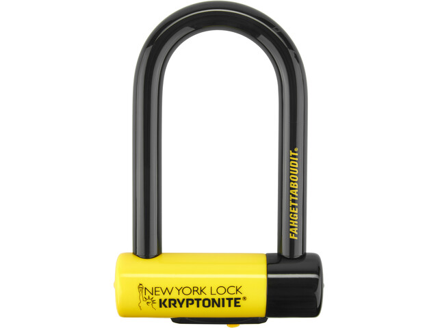Kryptonite New York Fahgettaboudit Mini Candado bicicleta